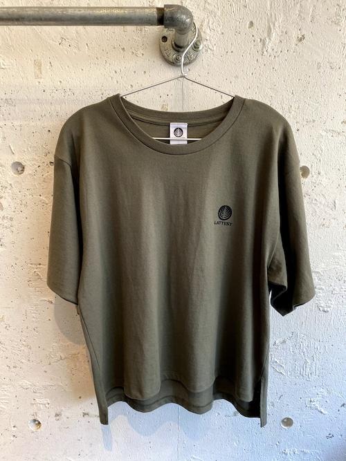 LATTEST オーバーTシャツ(women)