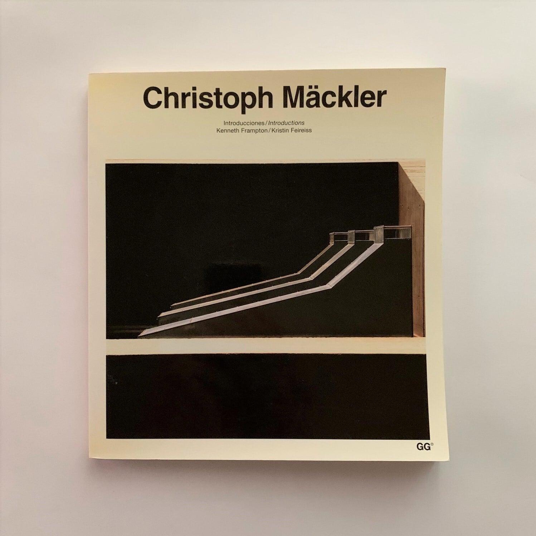 クリストフ・メクラー / Current Architecture Catalogues