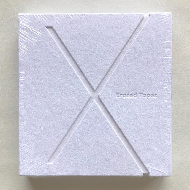V.A『 1+1=X』(Erased Tapes)[2CD]