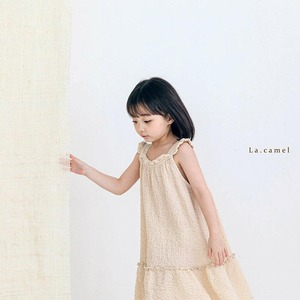 «sold out» La camel luda one piece 2color ルダワンピース