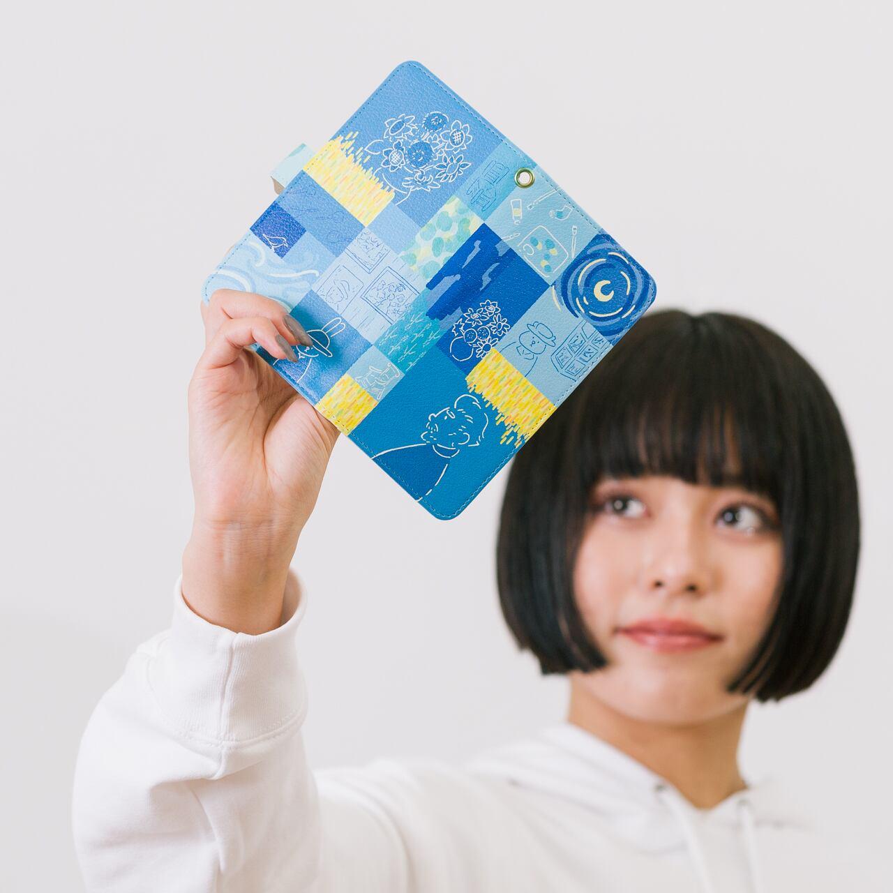 すずはる スマートフォンケース ゴッホ【Creator's Project002】