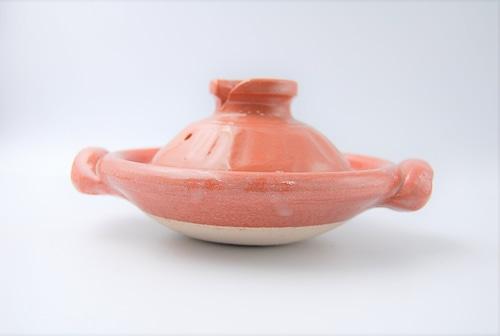 ◆受注生産◆  赤楽柳川鍋