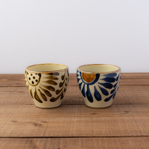 フリーカップ/菊唐草
