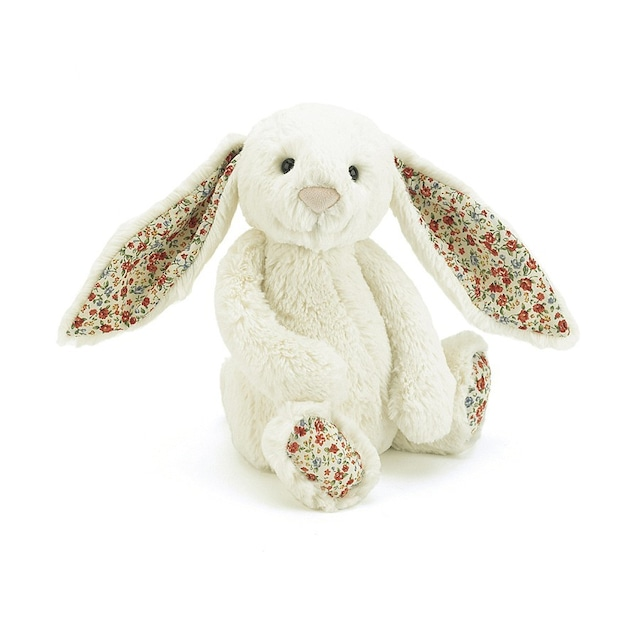 Blossom Cream Bunny Medium_BL3CBN