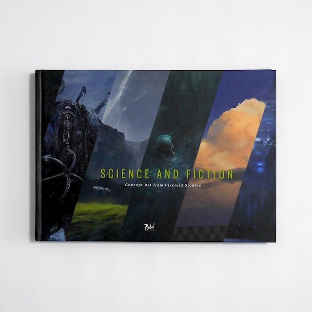 アートブック「Science and Fiction - Concept Art from Pixoloid Studios(英語版)」