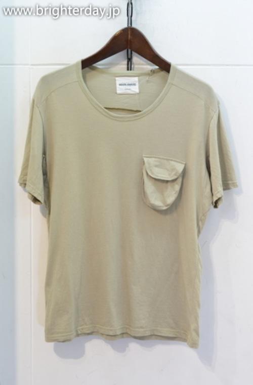 MARKAWARE ポケットTシャツ