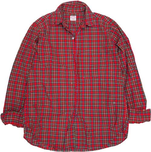 80年代 ブルックス・ブラザーズ ポロカラーシャツ 【XL】   Brooks Brothers ヴィンテージ 古着