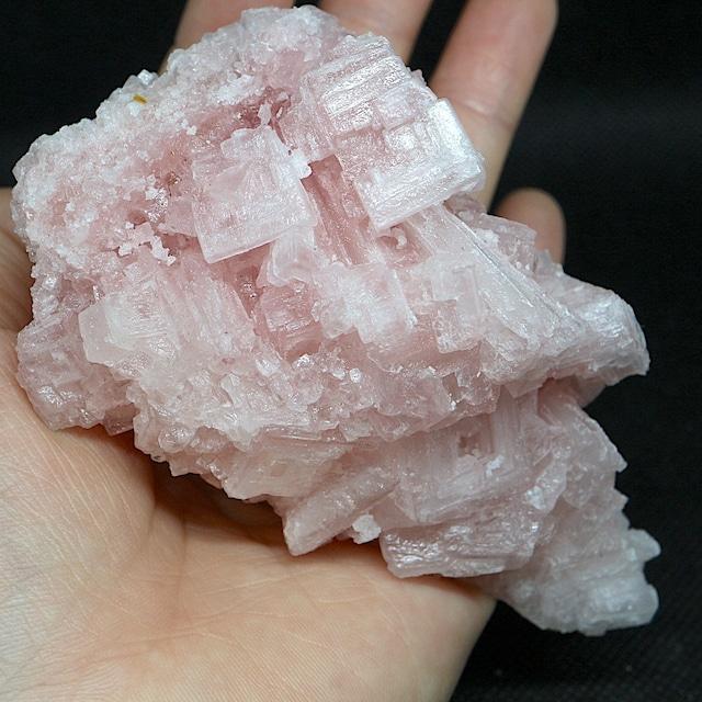 ピンクハーライト カリフォルニア産 169,2g 岩塩 PH087 鉱物 天然石 浄化 パワーストーン