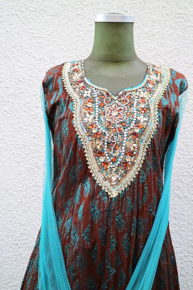 Ethnic panjabi dress