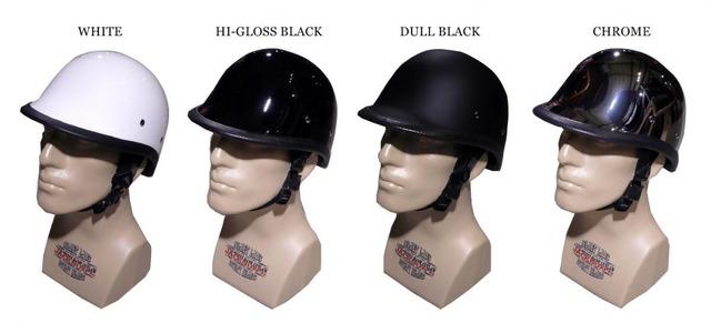 JACKSUN'S 【ジャックサンズ】 NOVELTY HELMETS ノベルティーヘルメット HAWK ホーク Chrome