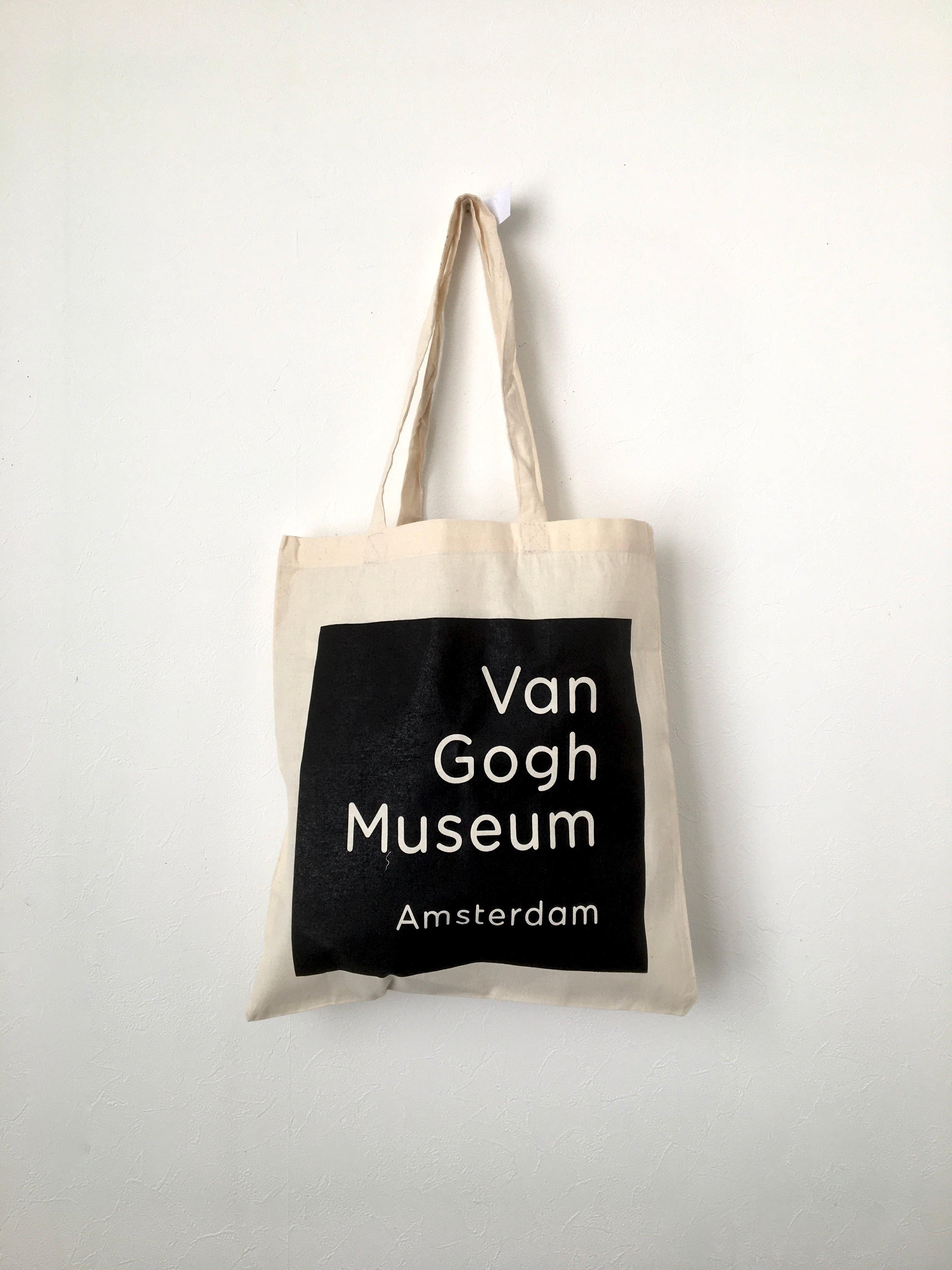 【訳ありセール】ゴッホミュージアムのトートバッグ③|【Substandard】Tote Bag of Van Gogh Museum
