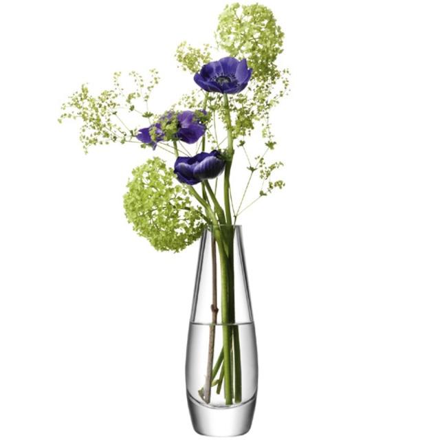 FLOWER SINGLE STEM VASE[LSA]