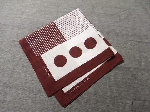 scarf bandana / brown