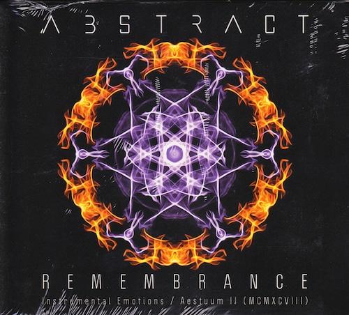 ABSTRACT (SVK) 『Remembrance - Instrumental Emotion / Aestuum II (MCMXCVIII) (Digi)』