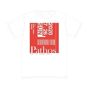 「Pathos」T-shirts (White)