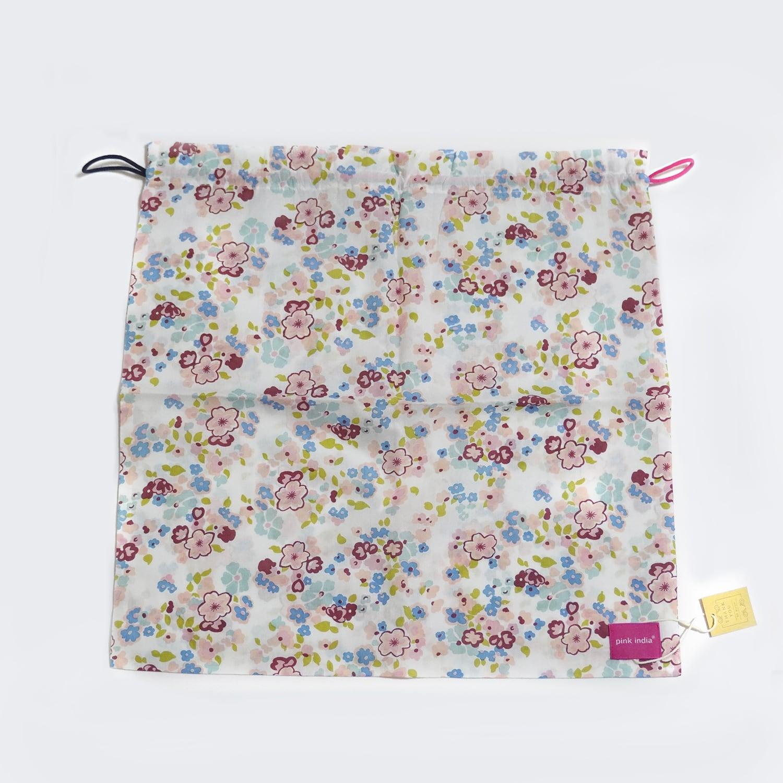 北欧デザイン 巾着 | cherry blossom