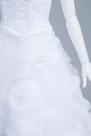 ハッピーウエディング♡幸福のローズ女神ドレス
