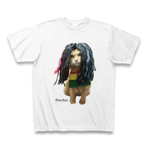 Tシャツ レゲエポンちゃん