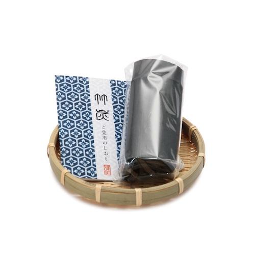 竹炭45g 豆皿入 【93-010】