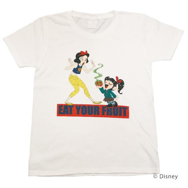 【ディズニー】シュガー・ラッシュ:オンライン|ヴァネロペ & 白雪姫 Tシャツ