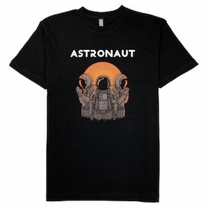 宇宙飛行士(astronaut)Tシャツ