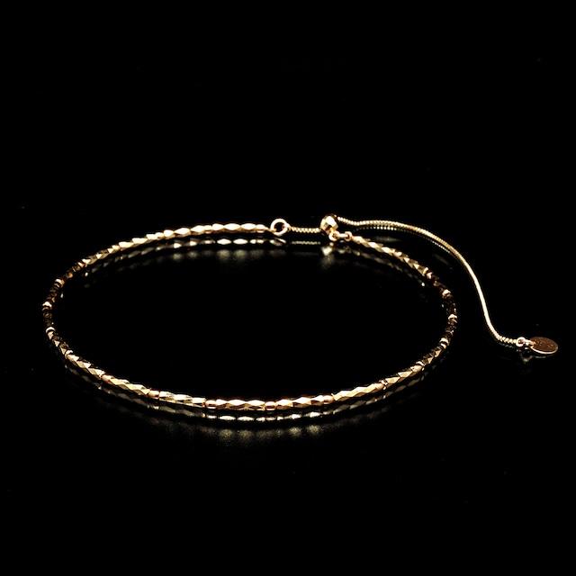 Mirror cut bracelet