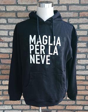 MAGLIA(マリア) リラックスフィットフーディー NEVE ブラック