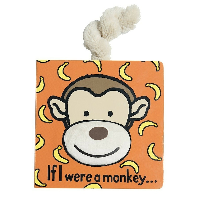 If I were a Monkey Book_BB444M
