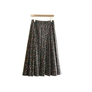 C-21689 【Demi】Liberrty Tuck Skirt