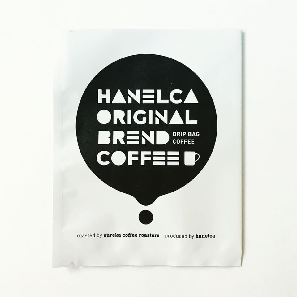hello, hanelcaオリジナル ハネルカ・ブレンド(ペーパードリップバッグ)