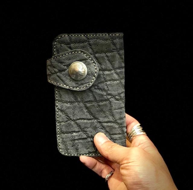 携帯電話カバー アイレスト#6 フリースタイル エレファント