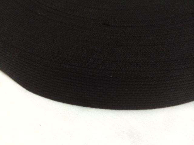 アクリルテープ 20㎜幅 2mm厚 黒  1巻(50m)