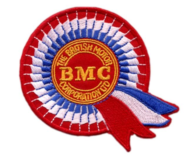 BMC(British Motor Corporation)・ロゴ・ワッペン