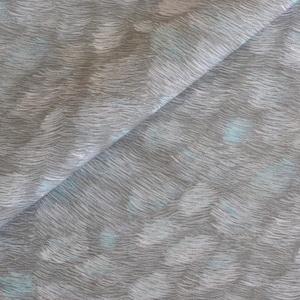 < fur fur  > コットンリネンキャンバス生地 45cm x 68cm