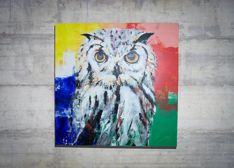 Owl / フクロウ ※ご予約済み