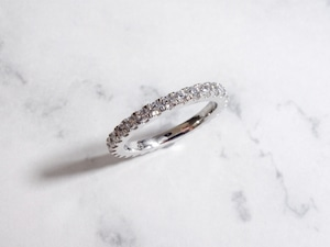 eternity ring/gold,silver