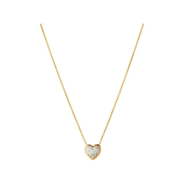 ダイヤモンド エッセンシャル ネックレス