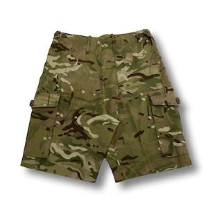 【British army】MTP combat half pants