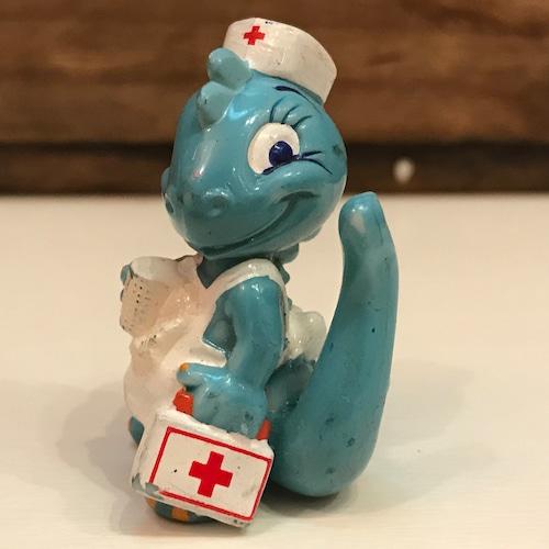 キンダーサプライズ DINO LAND 看護士 建設現場シリーズ 恐竜