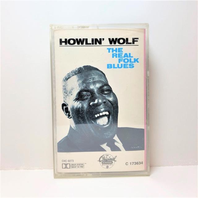 [中古カセット]  Howlin' Wolf – The Real Folk Blues