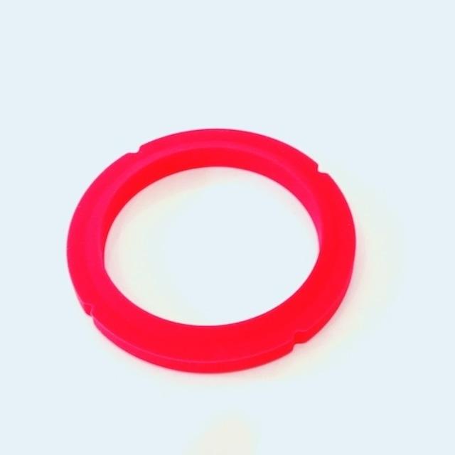 フィルターホルダーガスケット●シリコン製 グループヘッドガスケット【クリックポスト送料無料】
