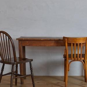 Working Table  / ワーキング テーブル 〈ワークテーブル・デスク・ダイニングテーブル・店舗什器〉HW2002-0001
