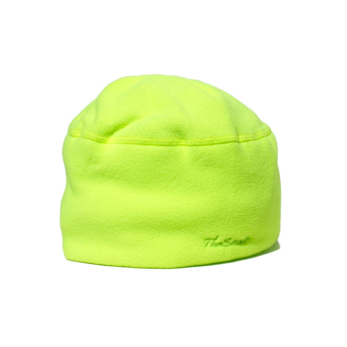 Polar Fleece Watch Cap #SAFETY GREEN