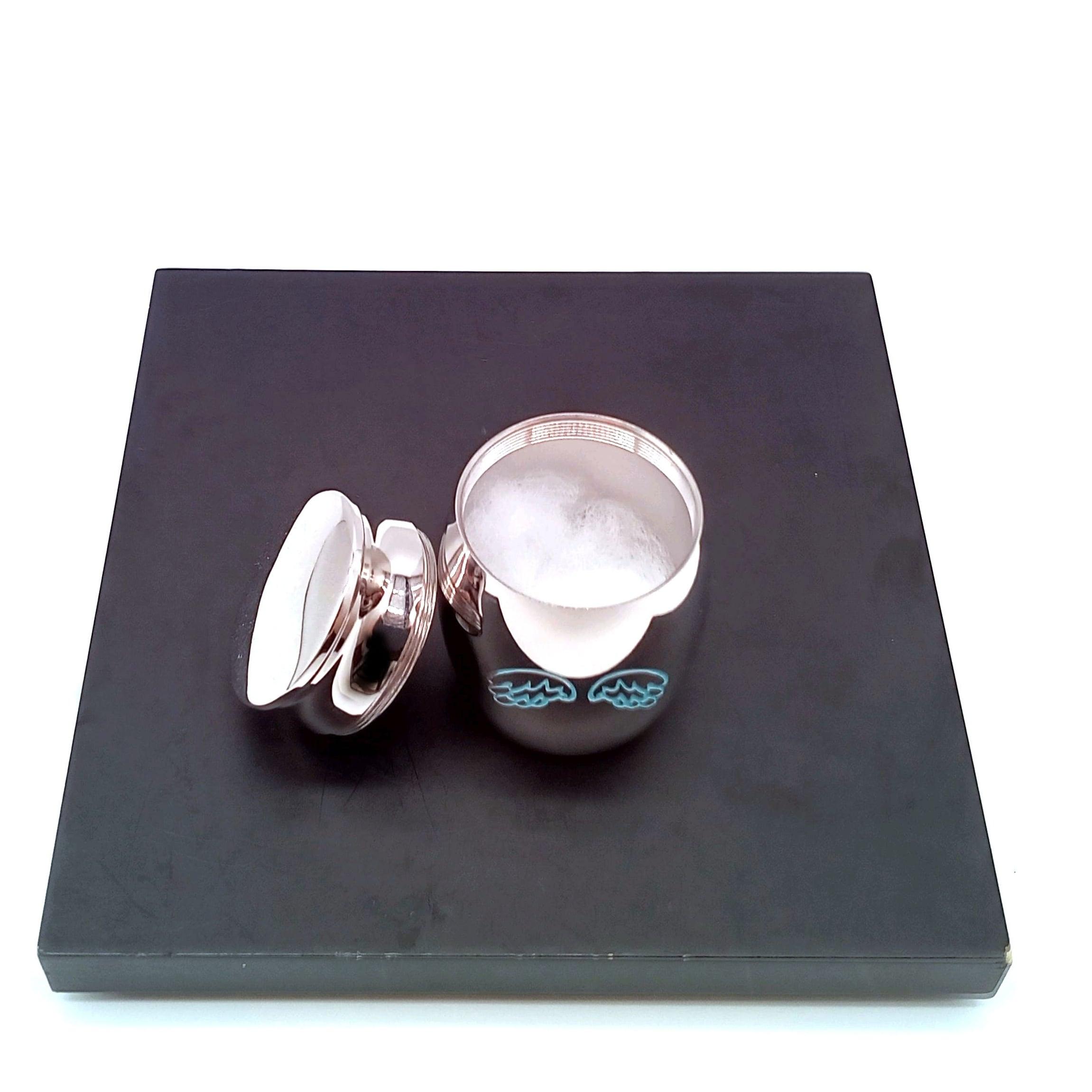 ステンレスミニ骨壺