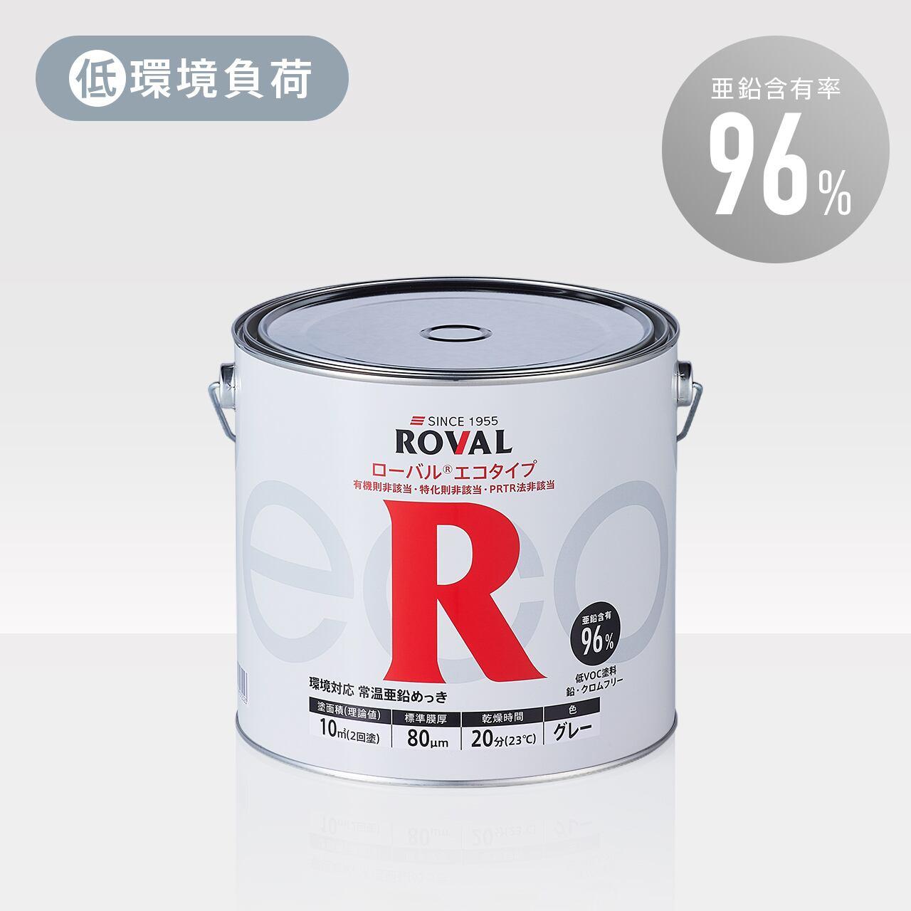 ローバルエコタイプ 5kg缶