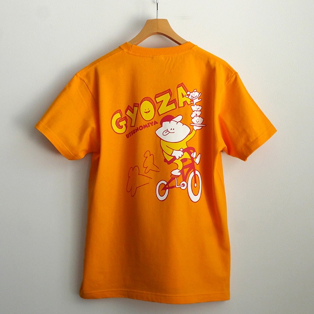 Tシャツ デリバリーGYOZA