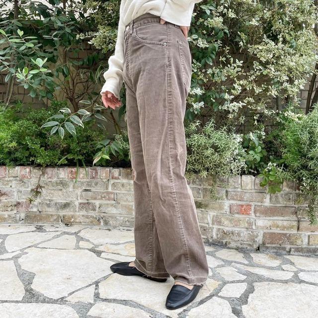 """USED """" Levi's corduroy pants / リーバイスコーデュロイパンツ """""""