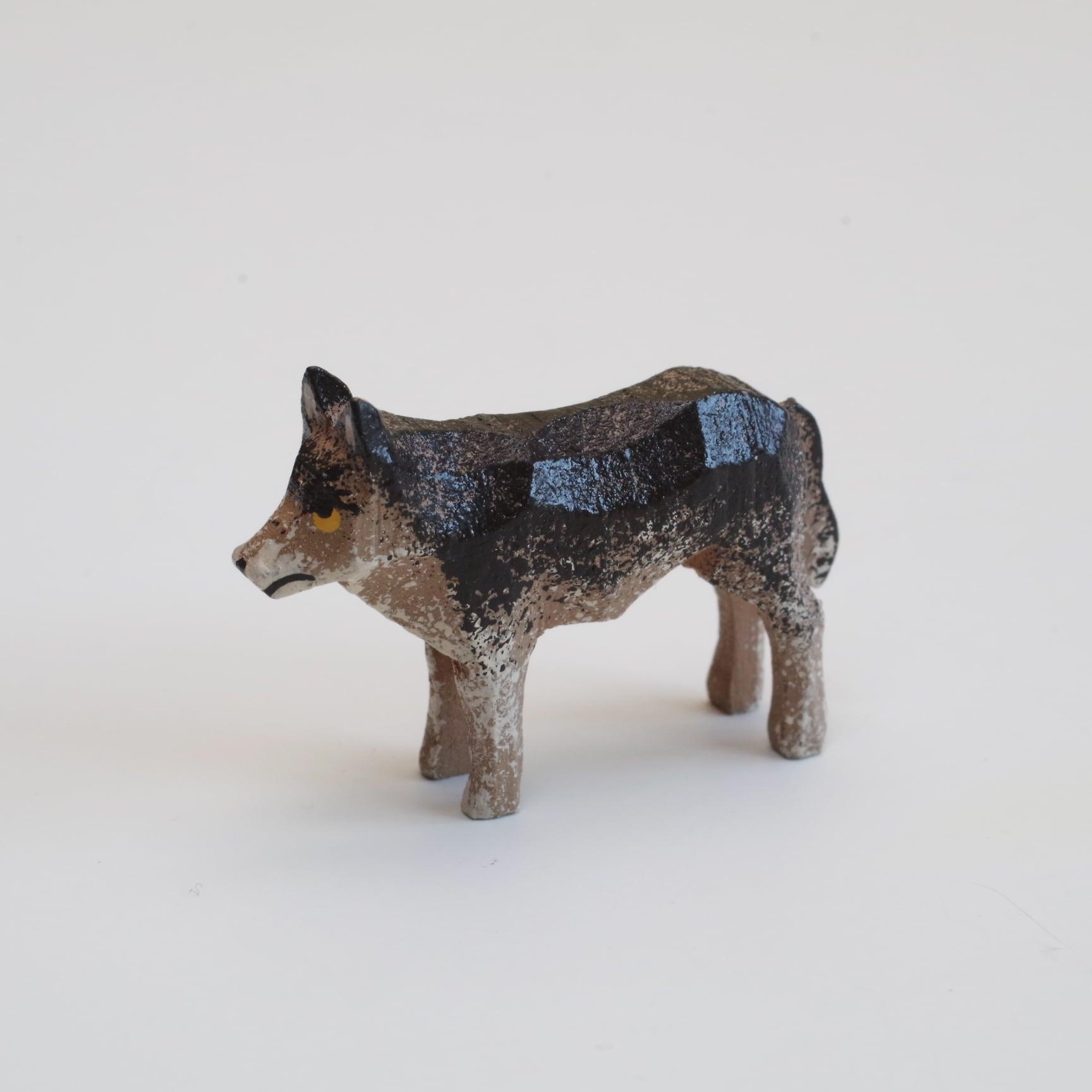 ヴェルナー オオカミ