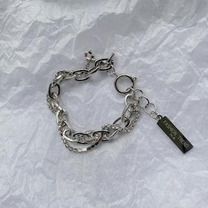 silver chain bracelet[A1]