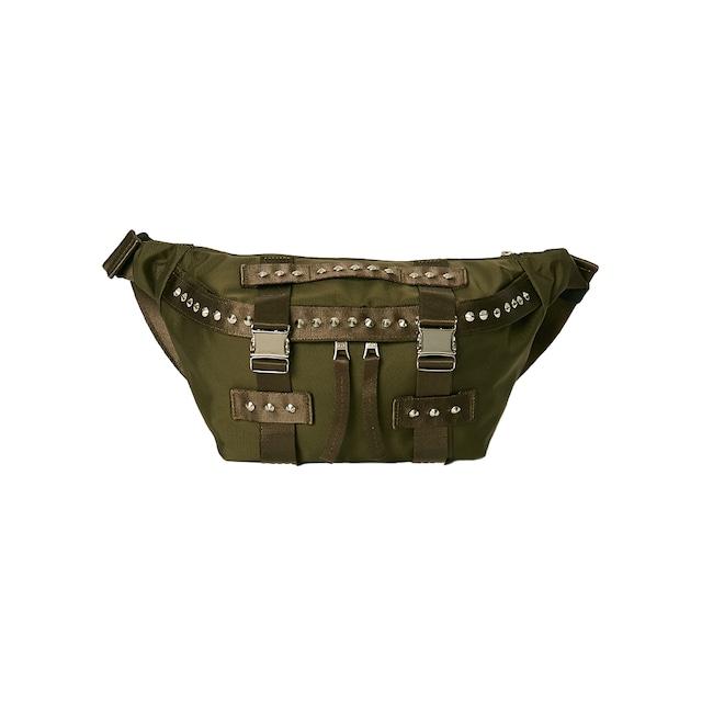 ALMOSTBLACK Body Bag Khaki
